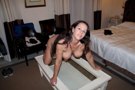 Cougar sexy de Brest pour du dial et plus